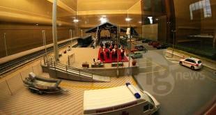 Museo del Treno a Montesilvano, al via i lavori per l'auditorium