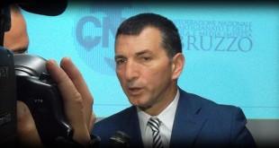 """Credito, sale il numero delle imprese finanziate: Di Costanzo (Cna)""""in Abruzzo resta troppo esiguo"""""""