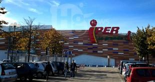 Iper di Pescara Nord: furto alla tavola calda