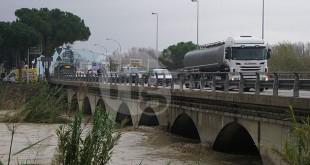 Rischio allagamenti dal fiume Saline: il comune di Montesilvano lancia l'allerta e chiede manutenzione a Regione e Provincia