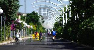 Montesilvano caso studio di mobilità sostenibile a Venezia