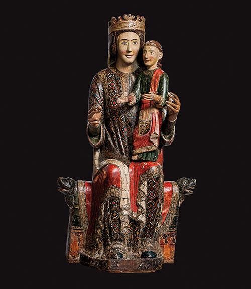 Madonna-del-Colle-scultura-lignea-policroma-terzo-quarto-sec-XIII