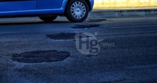 Montesilvano, rifacimento degli asfalti per 17 strade