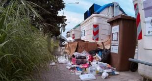 Rifiuti, sei cittadini pizzicati a scaricare i rifiuti al confine tra Montesilvano e Pescara