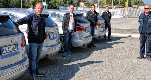 Sisma L'Aquila:quattro autovettureda BMW alla Protezione civile