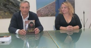 Dal Canada a Francavilla,  Lory La Selva Paduano presenta i suoi libri