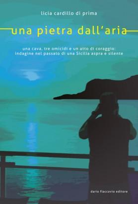 La copertina del libro Una pietra dall'aria