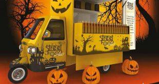 STREET FOOD TIME HALLOWEEN EDITIONA Chieti il Festival dello street food di qualità