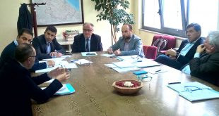 L'amministrazione di Lanciano a un incontro con Asl2 e Assessorato alla sanità della Regione