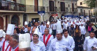 600 cuochi italiani invadono Villa S. Maria per laFesta Nazionale del Cuoco 2016