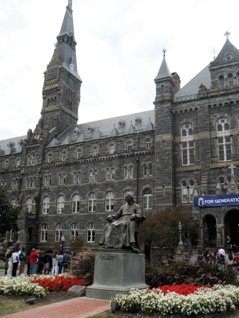 Georgetown University, Washington