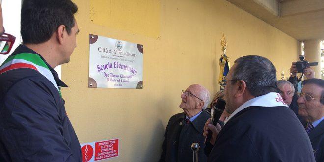 A montesilvano scuola primaria intitolata a don bruno for Scuola di moda pescara