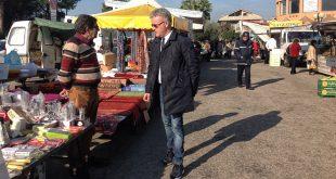 """Mercato Ranalli, Falcone: """"Con la ricollocazione degli operatori inizia una nuova era"""""""