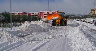 Piano Neve a Montesilvano, incontro operativo in Comune con le ditte del territorio
