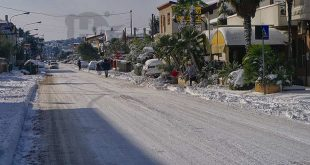 Meteo: previsti disagi per ghiaccio e neve su strade abruzzesi