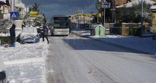 Situazione aggiornata alle 14 di oggi dei servizi bus Tua Spa