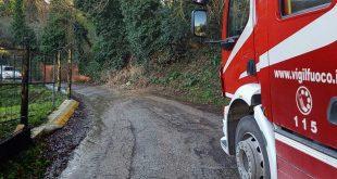 Incendi: convenzione della Regione con i Vigili del fuoco, servizio operativo dal primo luglio