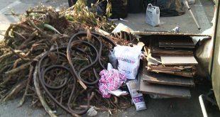 Strada Parco, PRC-SE denuncia mancanza di luce, disagi e atti di vandalismo
