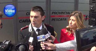 Operazione 'Cemento rosso': sgominata dai Carabinieri di Pescara la banda del rame VIDEO