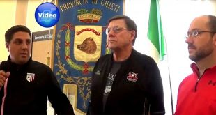 Scambio sportivo-culturale tra il River Chieti '65 ed il Keene State College VIDEO