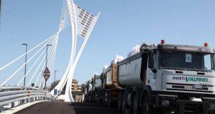 A Pescara chiusura per manutenzione del Ponte Flaiano
