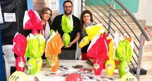 La buona Pasqua dell'Ail, vendute oltre 9.000 uova nella campagna di solidarietà