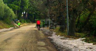 Mobilità sostenibile: D'Alfonso lancia il progetto per una pista ciclabile sulla Tiburtina