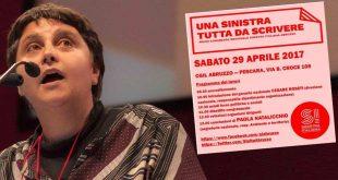 Sinistra Italiana Abruzzo: il 29 aprile il primo congresso regionale con Roseti e Natalicchio