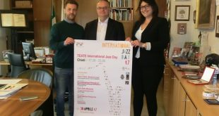 International Jazz Day a Chieti, unico evento regionale realizzato con l'Unesco VIDEO