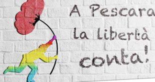 """Sabato 27 maggio, evento """"A Pescara la libertà conta"""". In occasione della giornata antifascista e la Festa dei Parchi"""