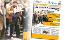 Premio Antonilli 2017 a Claudio Lattanzio. Domani (27 maggio 2017) la premiazione