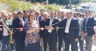 Lanciano, inaugurata la nuova piattaforma di selezione rifiuti Eco.Lan.