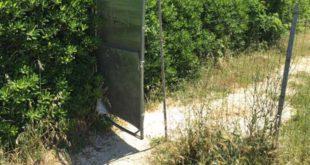 Pescara in Testa critica il degrado dei parchi cittadini