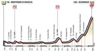 Giro d'Italia, oggi il tappone del Block Haus. Corposo impegno del Volontariato di Protezione Civile