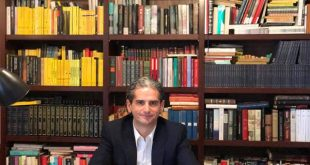 La casa editrice Il Viandante al Salone del Libro di Torino