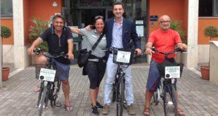 Montesilvano, la Cooperativa Balnearia Abruzzo invita ad usare la bici per andare al mare