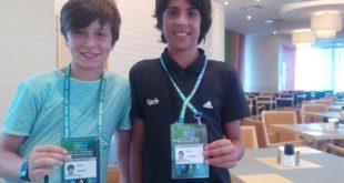 Calcio – Confederation Cup, i ragazzi della Delfino Pescara a San Pietroburgo