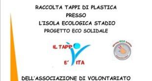 Francavilla, progetto Il Tappo è Vita: la città risponde