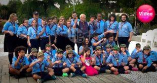 20 anni di scoutismo: il gruppo AGESCI Montesilvano 2 festeggia la maturità >VIDEO