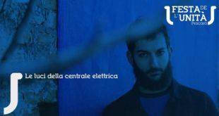 Sabato 2 settembre 2017 Le luci della centrale elettrica in concerto a Pescara
