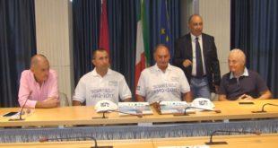 La nuova impresa di Gabriellino l'uomo Plasmon: in pattino da Sebenik a Giulianova in un giorno – VIDEO