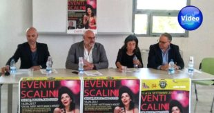 Chieti Scalo, al via gli Eventi Scalini VIDEO