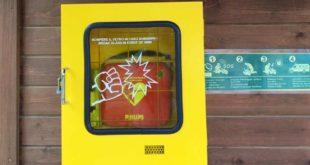 Rubato il defibrillatore operativo dentro la Riserva dannunziana
