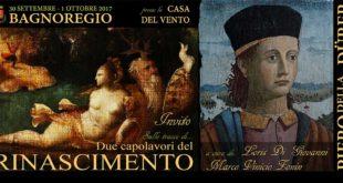 A Bagnoregio in mostra due dipinti attribuibili a Durer e a Piero della Francesca