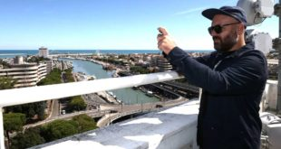 """Millo approda a Fontanelle. Lunedì l'avvio dei lavori. """"Prima opera in Abruzzo, sarà uno dei tre muri più grandi al mondo"""""""