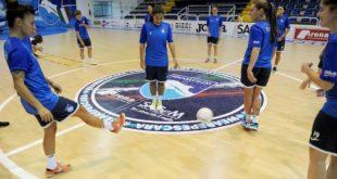 Calcio a 5 Femminile, biancazzurre all'esordio con le padovane della Rambla