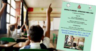 Scuola e vaccini: incontro pubblico a Pianella