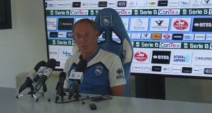 Verso Salernitana – Pescara, parla Zeman VIDEO