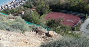 """Frana del Belvedere a Silvi Alta. Co.N.Al.Pa.: """"Bisogna lavorare sul restauro paesaggistico"""""""