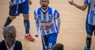 Pescara Calcio a 5, operazione al ginocchio per Dudù Morgado dopo la lesione al legamento crociato anteriore destro